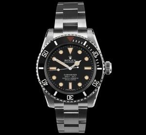 Rolex Submariner Heritage - SH01: progettato in collaborazione con due esperti d'epoca, questo esclusivo Rolex che unisce passato e presente è disponibile in edizione limitata di 60 copie e disponibile ad un prezzo di 18.300 €.