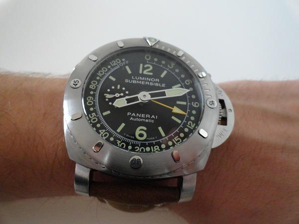Panerai-Luminor-1950-Pangea-sommergibile-orologio-calibro-di-profondità