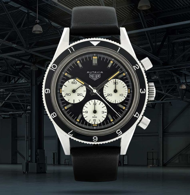 Il Replica TAG Heuer Autavia Cup: il vincitore è ... The Mark 3 Rindt