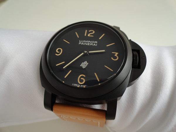 Falso Panerai Luminor Ceramica orologio