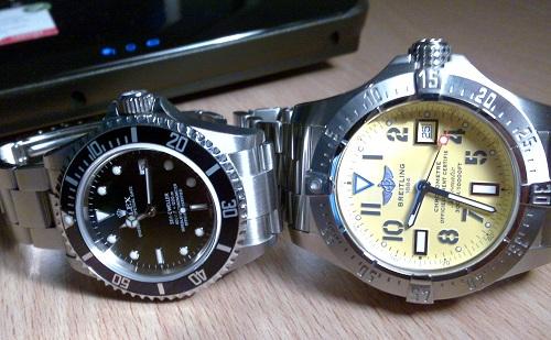 Rolex-Vs-Breitling