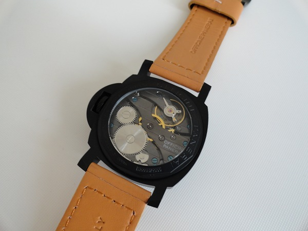 falsi orologi panerai