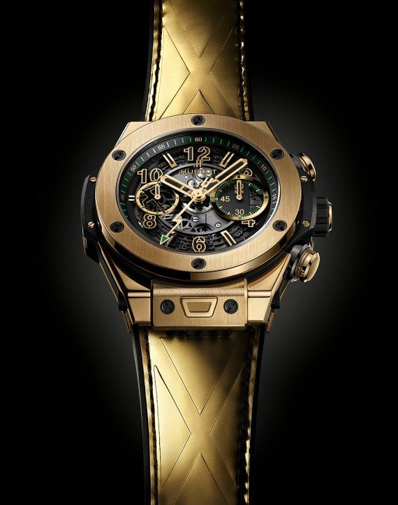 Hublot Big Bang Unico Usain Bolt Replica