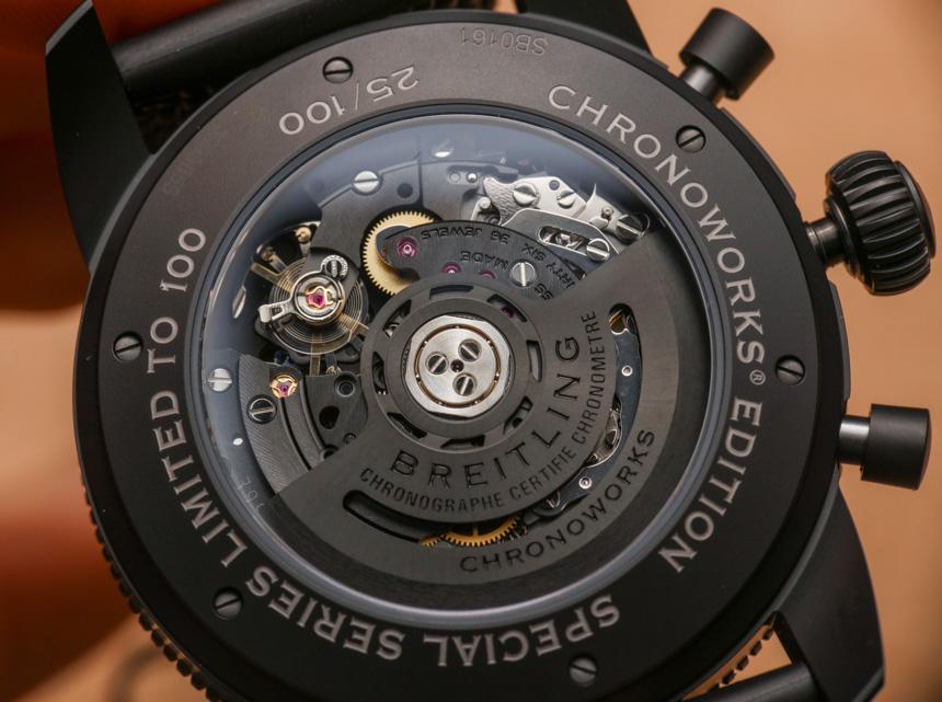breitling superocean heritage chronoworks replica