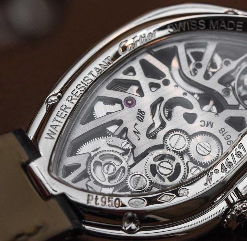 Cartier Crash Scheletro Replica Orologi