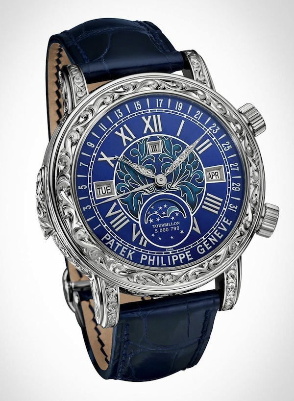 Repliche Patek Philippe Sky Moon Tourbillon 6002