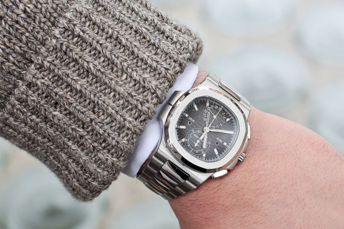 Replica Orologi Patek Philippe Nautilus Travel Time Chronograph