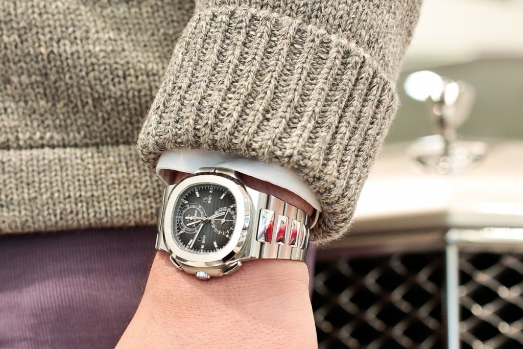 Patek-Philippe-Nautilus-Chronograph-Travel-Time-OrologioReplicaItalia