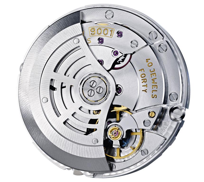 OrologioReplicaItalia-Rolex-9001-Superlative-Chronometer-Movimento