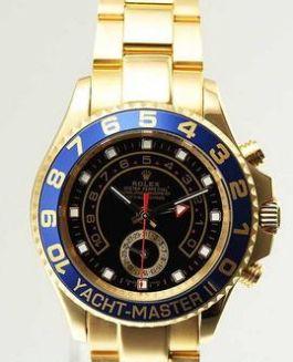 Quadrante-Nero-Rolex-Yachtmaster-II