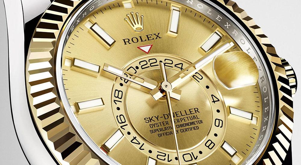 Repliche-Rolex-Sky-Dweller-Rolesor