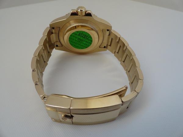 Orologio Rolex GMT Oro Giallo