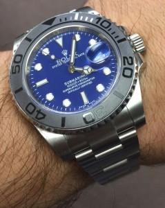 OrologioReplicaItalia-Submariner-Blue-Dial