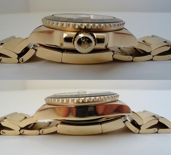 Rolex GMT Master II Orologio La Vista Laterale