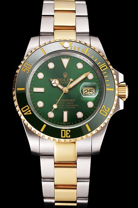 Swiss-Rolex-Submariner-Green-Bezel-Replica-OrologioReplicaItalia