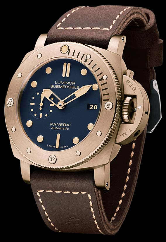 Replica Panerai Luminor Submersible 1950 3 Days
