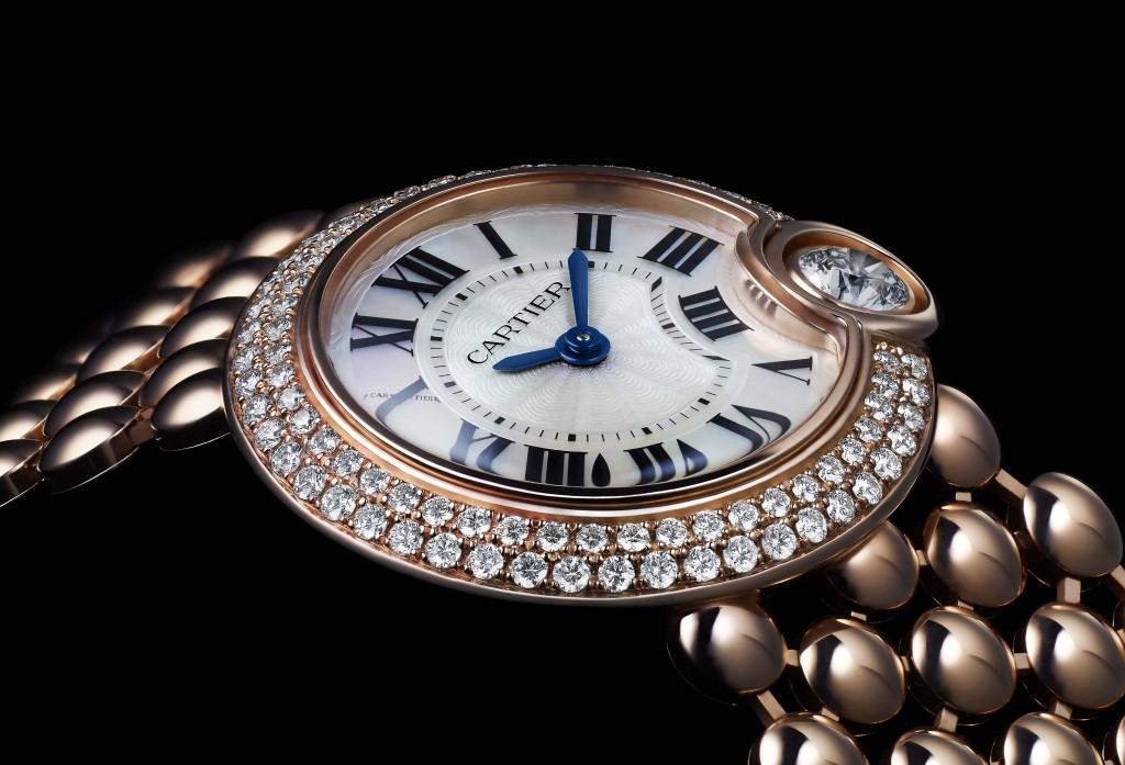 Una replica preferito, orologio Cartier, orologi falsi, orologio falso, replica Cartier, Cartier Ballon bianchi