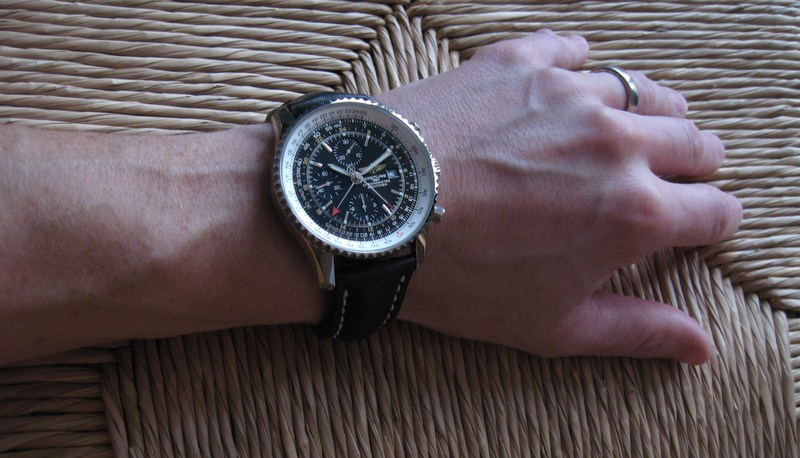 Breitling-Navitimer-World-Replica-Italia