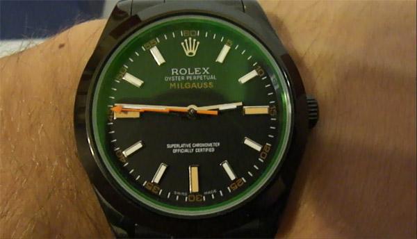 Rolex-Milgauss-Pro-Hunter-Replica-Italia