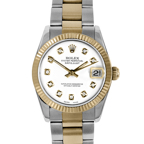 Falsi Rolex Orologi Datejust Two Tone