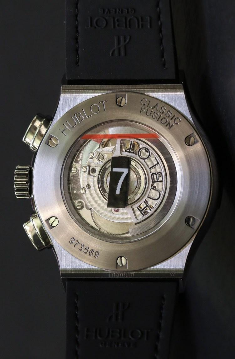 Hublot Classic Fusion Aero Chronograph