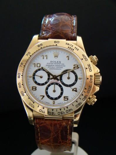 Rolex-Daytona-Orologio-Replica-In-Oro-Giallo