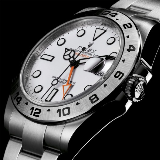 rolex-oyster-perpetual-explorer-II-orologi
