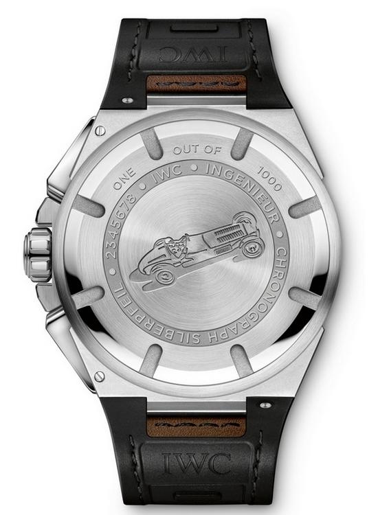 IWC Ingenieur Chronograph Silberpfeil Replica Orologio