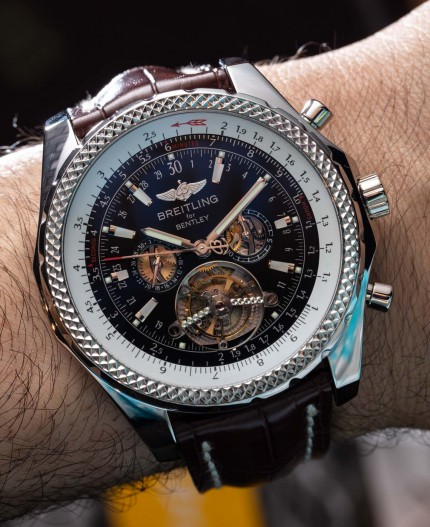 Breitling-Bentley-Mulliner-Tourbillon-Replica-Orologi