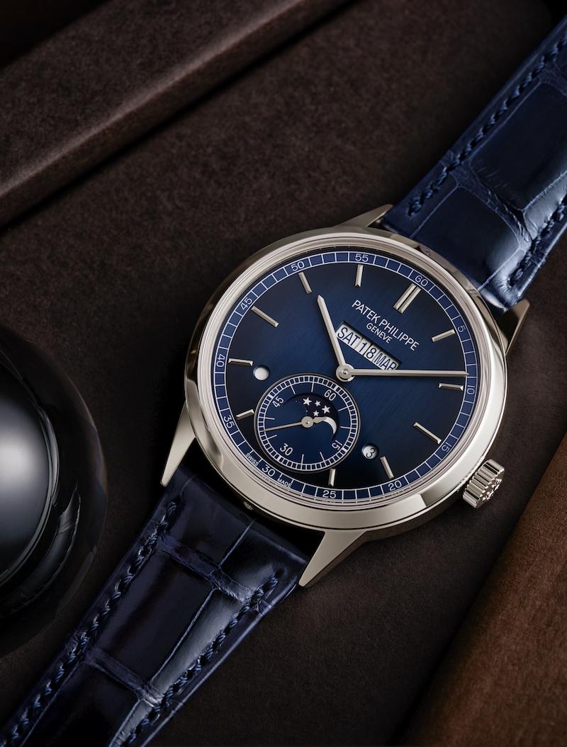 Patek Philippe Ref. 5236P-001 In-line Perpetual Calendar Replica